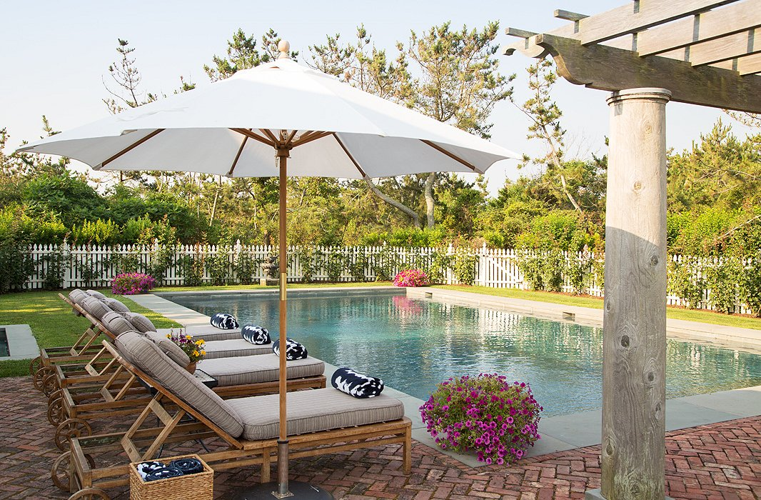 8 Exquisite Pools Chic Pool Furniture One Kings Lane