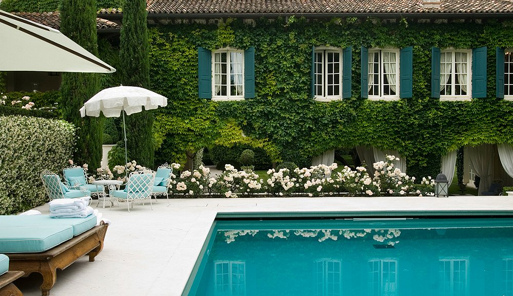 Summer is here, which means it's officially pool season! Find everything to create your perfect poolside here.