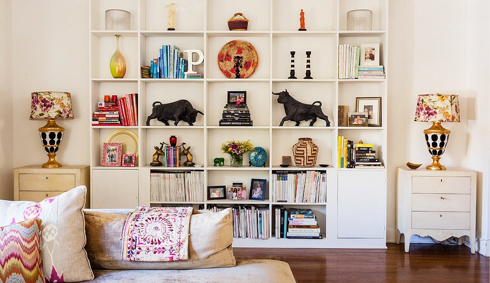 Organize Your Bookshelves One Kings Lane