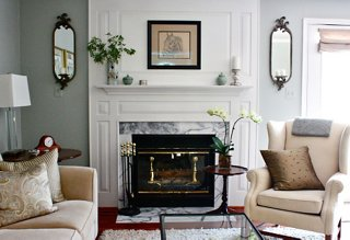 ... Decorating IdeasPaintTrends. Photo By Leah Moss, Interior By Amy Strunk
