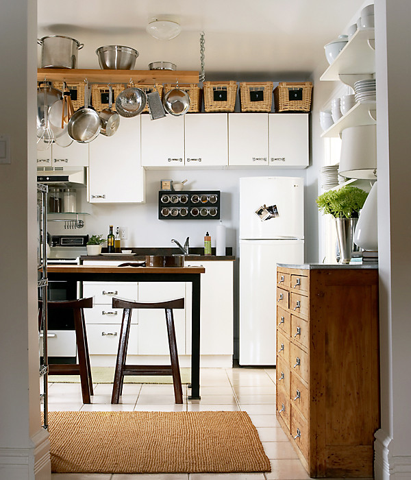 Love Lane Kitchen: Small Kitchens With Big Style -- One Kings Lane
