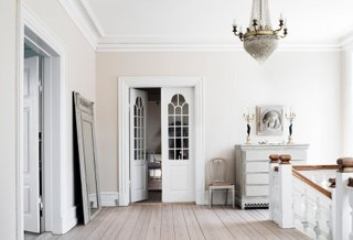 Photo by Kristian Septimius Krogh/House of Pictures & Whiteout! (Almost) All-White Rooms -- One Kings Lane