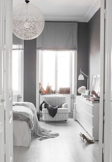 White room black furniture Kids Room Photo By Anne Nyblaeus One Kings Lane Whiteout almost Allwhite Rooms One Kings Lane