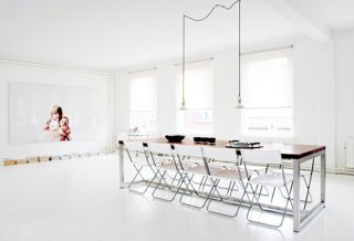 Photo by Jeltje Fotografie & Whiteout! (Almost) All-White Rooms -- One Kings Lane