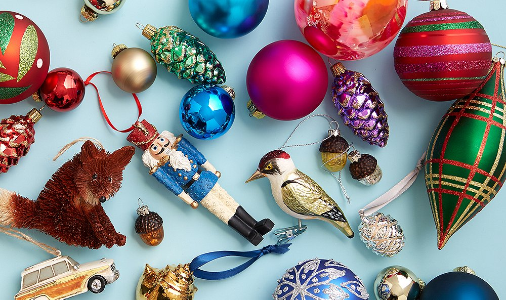 15 Unique Ornaments to Deck Out Your Halls