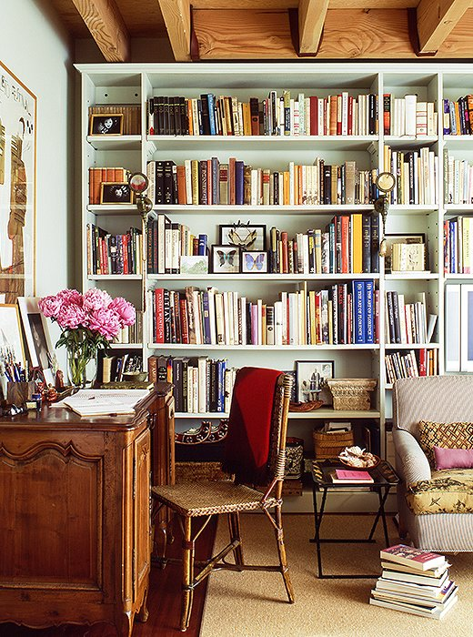 Home Library Room: Discover 6 Ideas For Creating A Petite Home Office