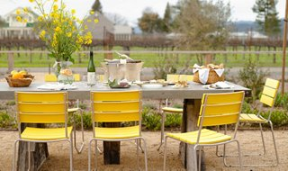 Your Search for the Perfect Outdoor Dining Chair Ends HereOne