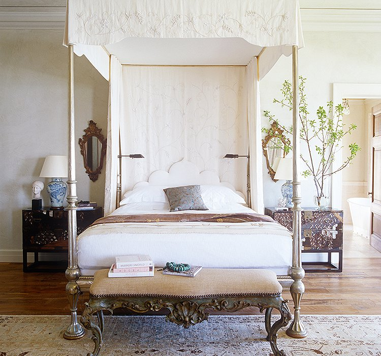Steal These Bedroom Decorating Ideas