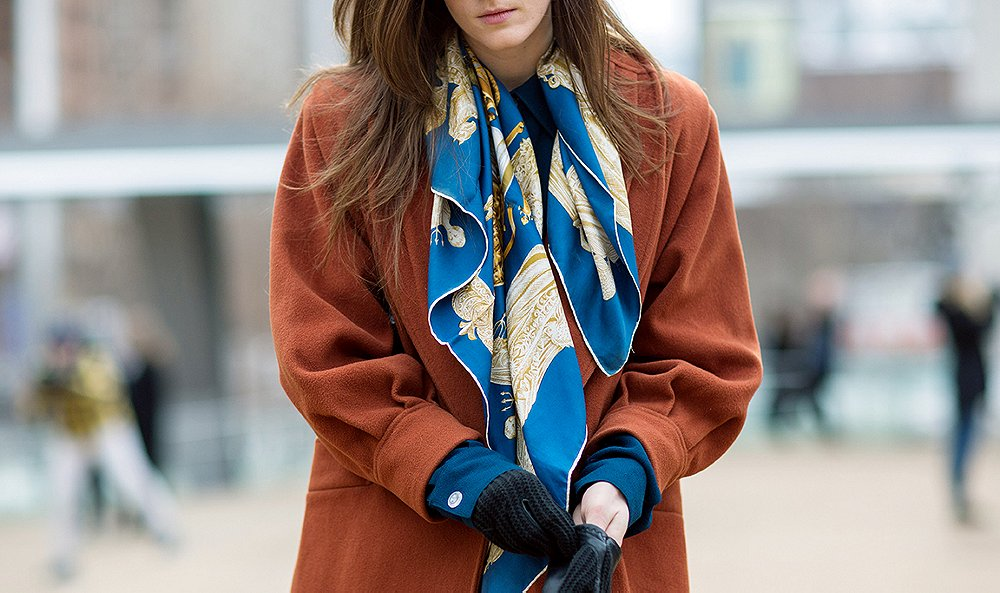 Is a Chic Scarf the Accessory You've Been Missing?