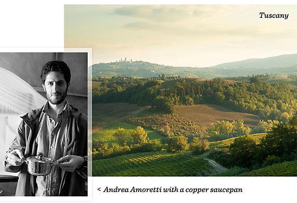 Evoking Tuscany