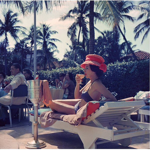 Slim Aarons, Leisure & Fashion, 1961