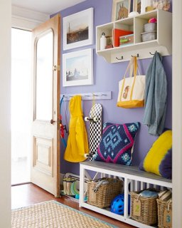One Mudroom Makeover, 10 Stylist Secrets