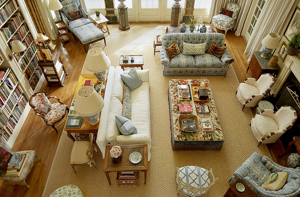 How to Choose the Perfect Area Rug by Room