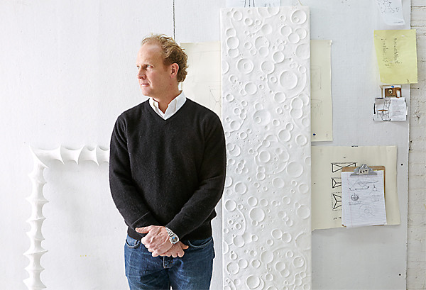 Meet The Artist Who S Putting Plaster Of Paris On The Map