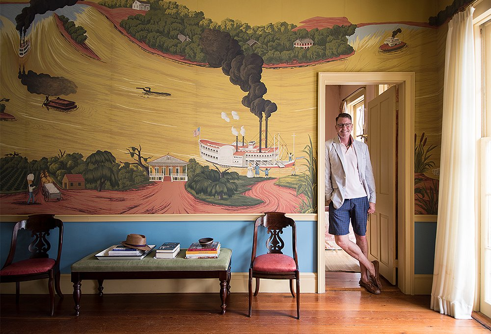 Inside Thomas Jayne's Lush, Enchanting New Orleans Escape