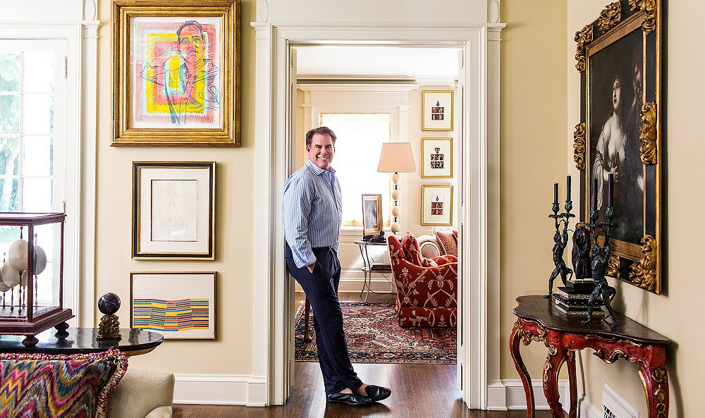 Inside Designer Timothy Corrigan's Lavish and Layered L.A. Home