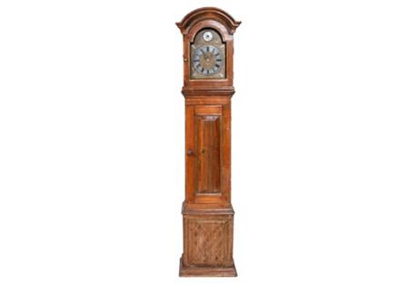 European Tall Case Clock