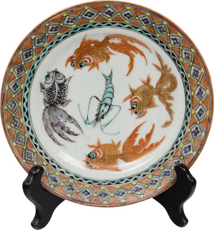 Chinese Fish Plate