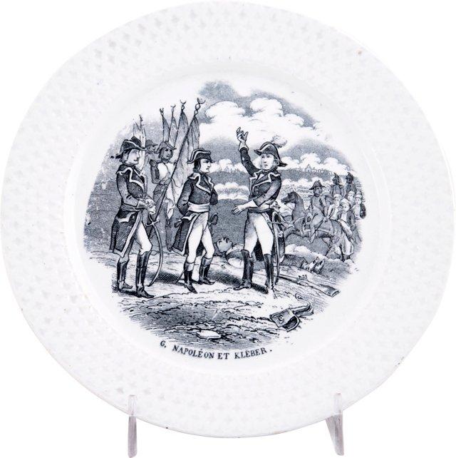 Napoleon et Kleber Plate