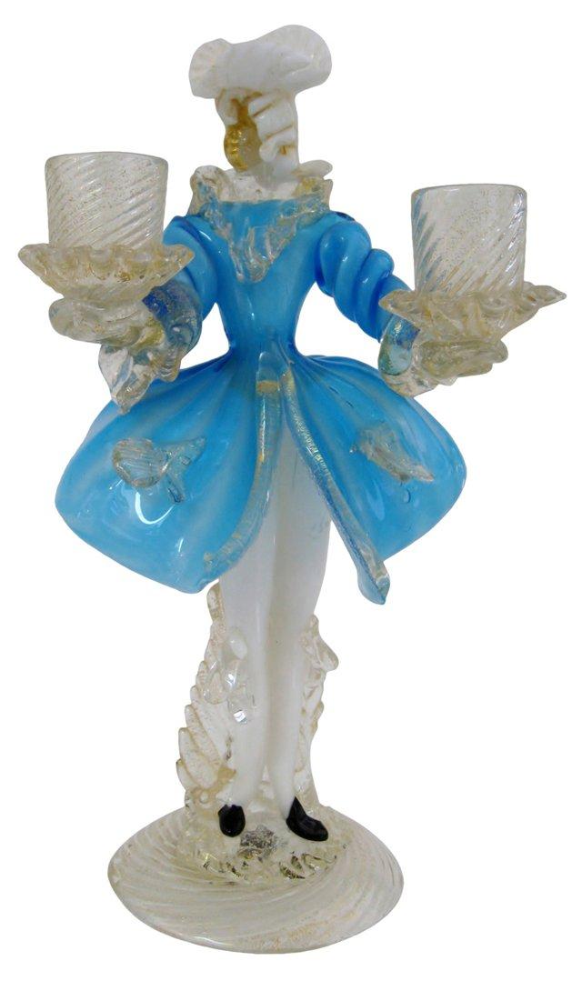 Venetian Figural Candelabra