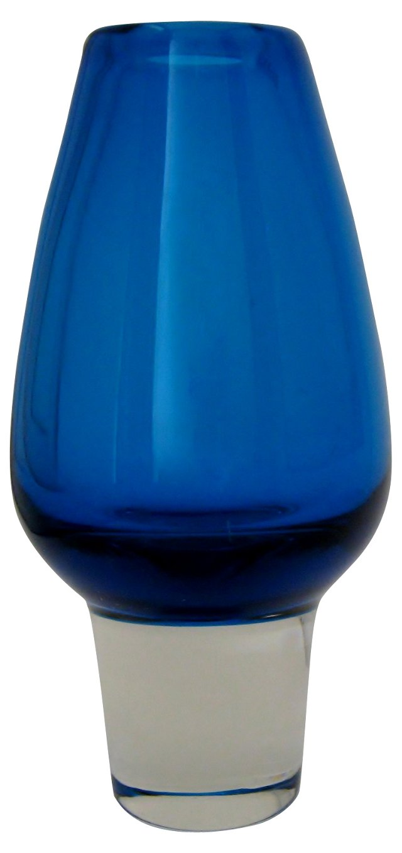 Zwiesel Peacock Bud Vase