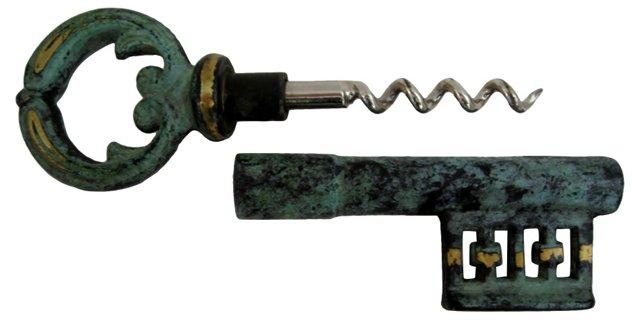 Key Corkscrew