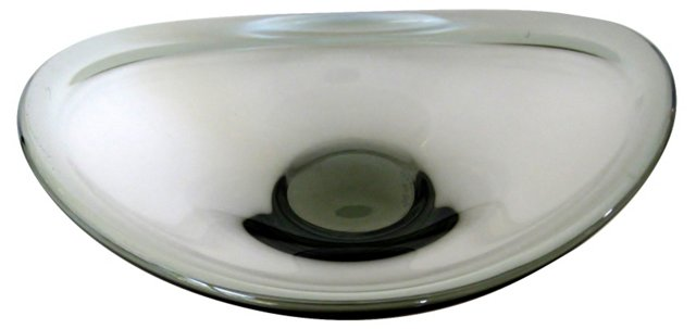 Per Lütken Smoke Glass Bowl