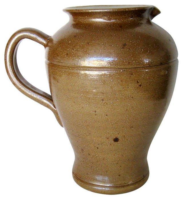 Rustic Vase w/ Handle