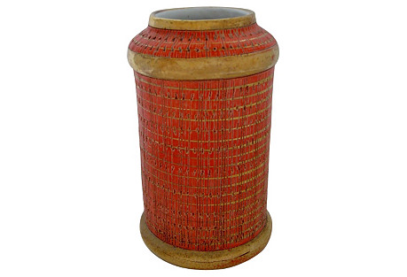 Aldo Londi Ceramic Vase