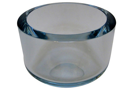 Strömberg Blue Glass Bowl