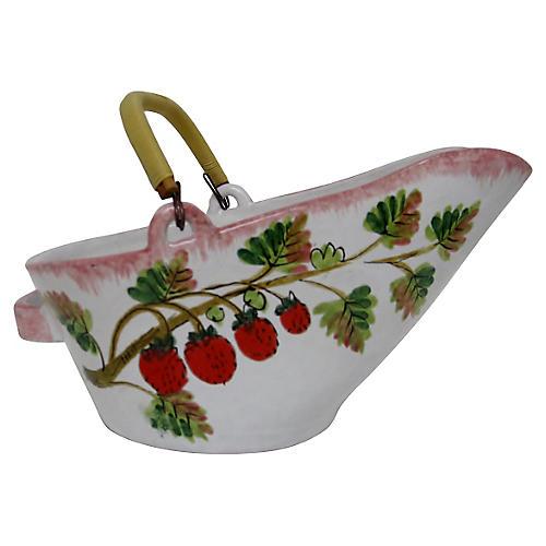 Italian Decorative Bowl