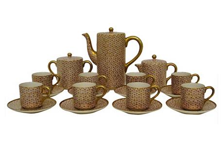Japanese Tea Set, 19 Pcs