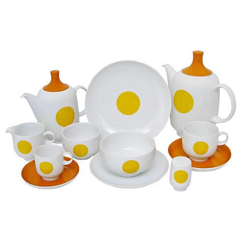 Rosenthal Tableware Set, 58 Pcs