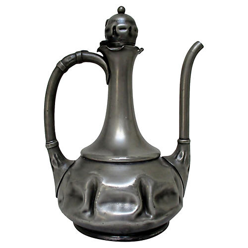 Antique Pairpoint Ewer
