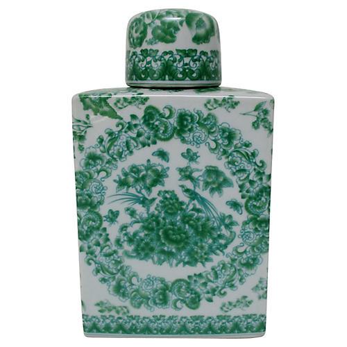 Decorative Porcelain Bottle