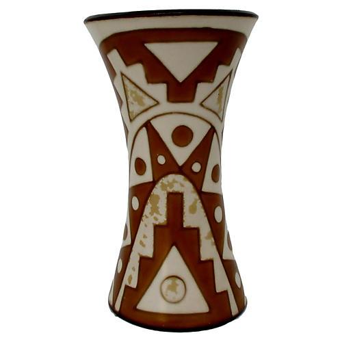 Peruvian Pottery Vase