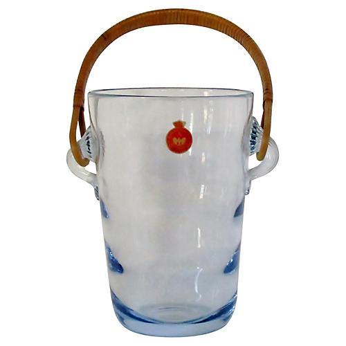 Holmegaard Glass Ice Bucket