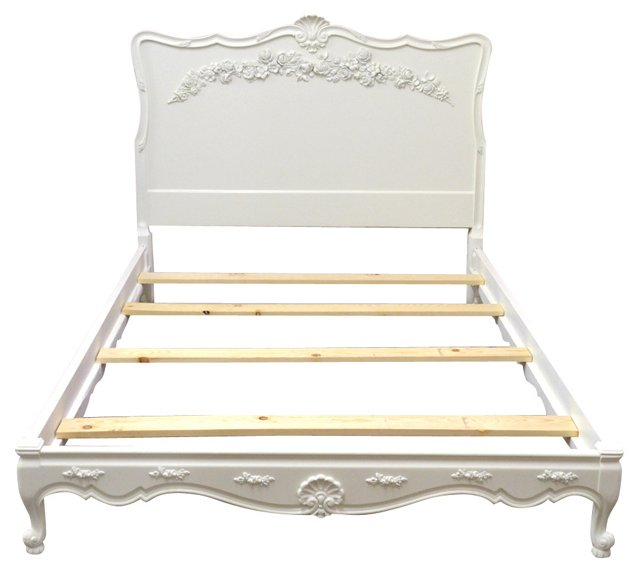 French-Style Bed  Frame, Full