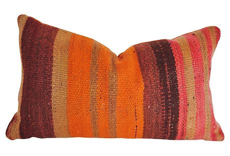 Wool Moroccan Berber Custom Pillow