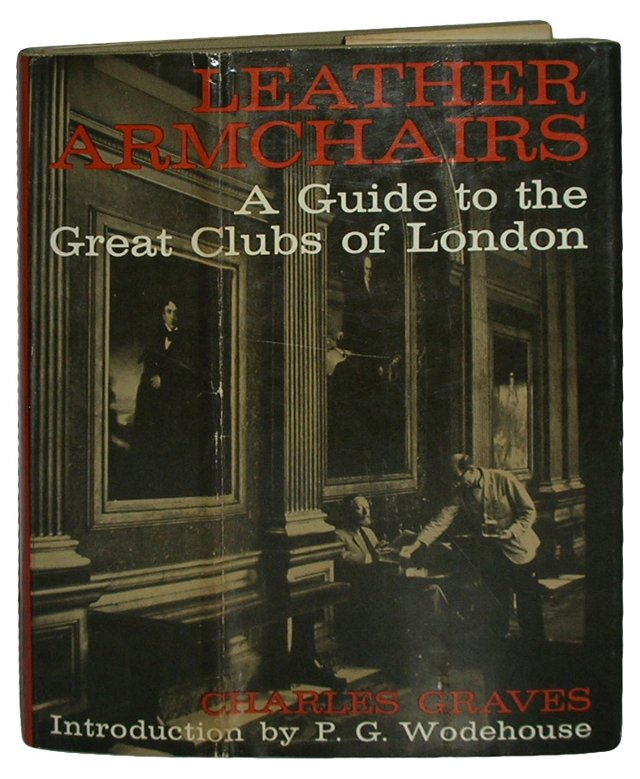Leather Armchairs: Clubs of London