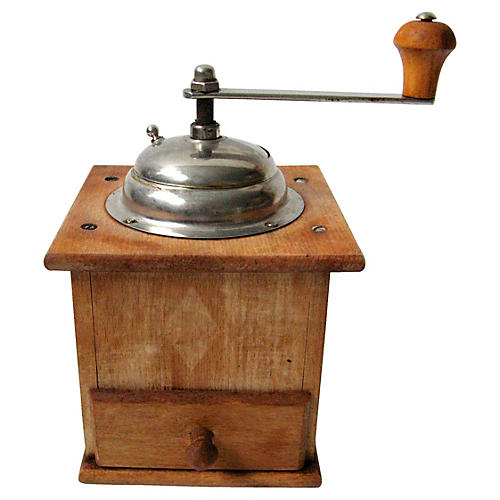 1950s Coffee Grinder