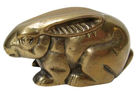 Brass Rabbit