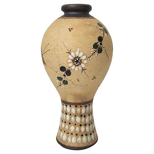 Tonala Pottery Vase