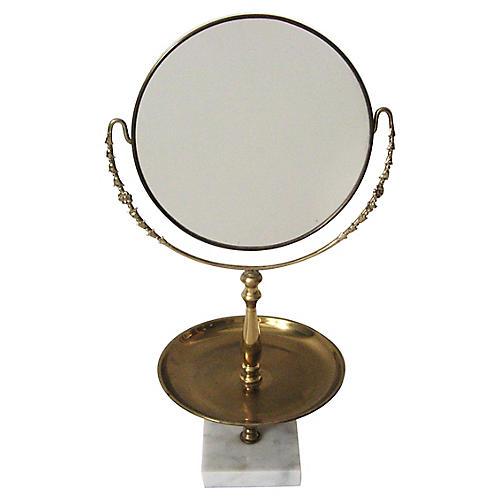 Regency Standing Mirror