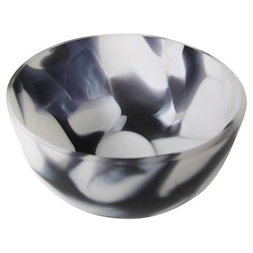 Swedish Art Glass Bowl