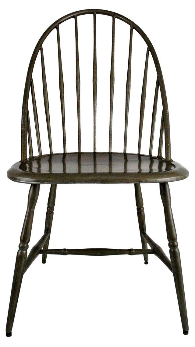 Steel Windsor Chair