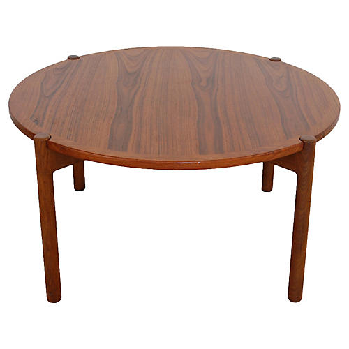 Hans Wegner Reversible Coffee Table