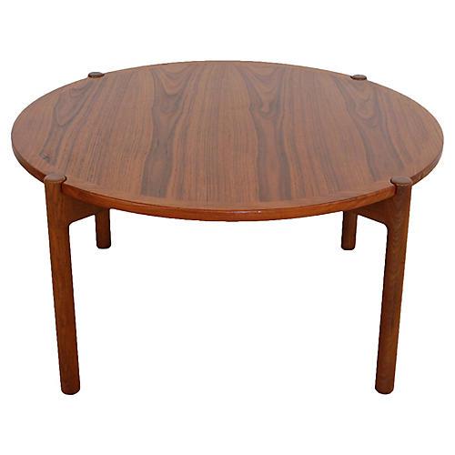 Hans Wegner Reversible Coffee Table