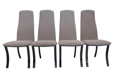 Design Institute Dining Chairs, S/4