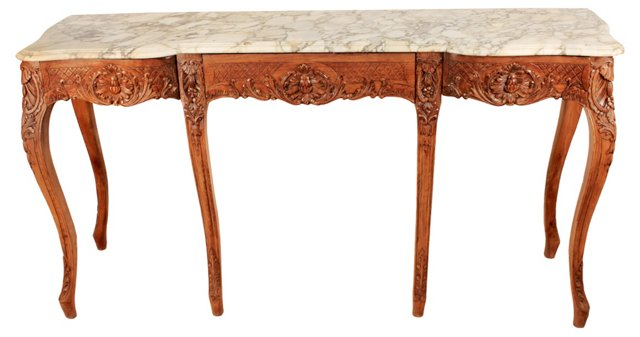 French Régence-Style Console